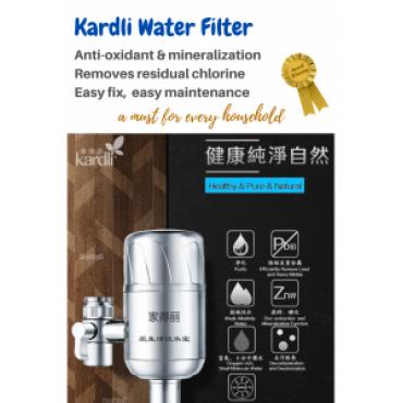 Kardli water filter...